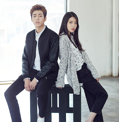 IU Lee Hyun Woo Unionbay Fall 2015