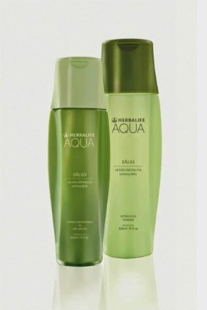 Herbalife AQua dinh dưỡng chăm sóc tóc