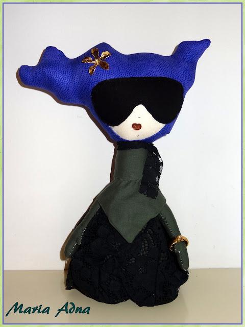 布娃娃, Stoffpuppe, Textile doll, Textile and metal doll, Boneca em tecido, Boneca de pano