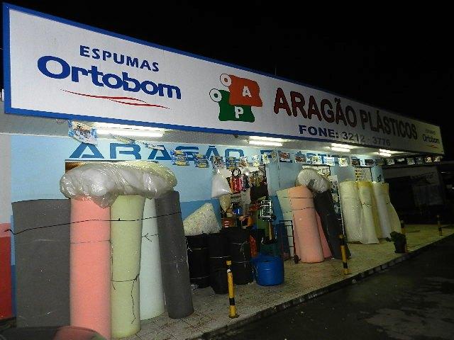 Aragão Plásticos no Centro Comercial de Itabuna