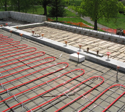 Sandium heating and air blog pros and cons of slab heating - Radiant floor heating pros and cons ...