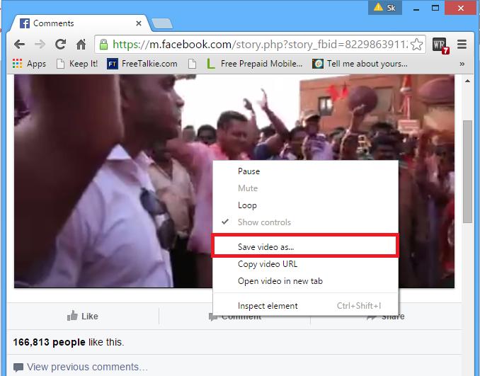 how to see facebook desktop version on mobile