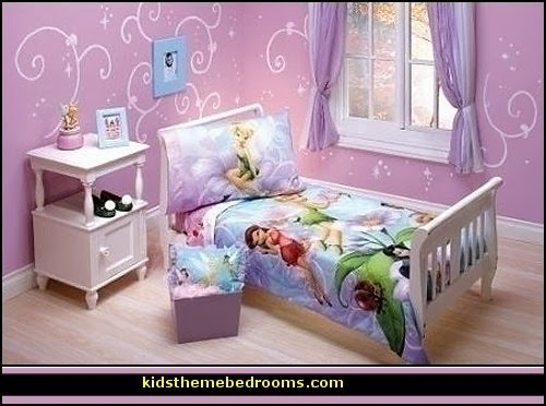 Fairy Tinkerbell Bedroom Decorating Ideas Fairies   Tinker Bell Fairy  Bedrooms   Tinkerbell Theme Decorating