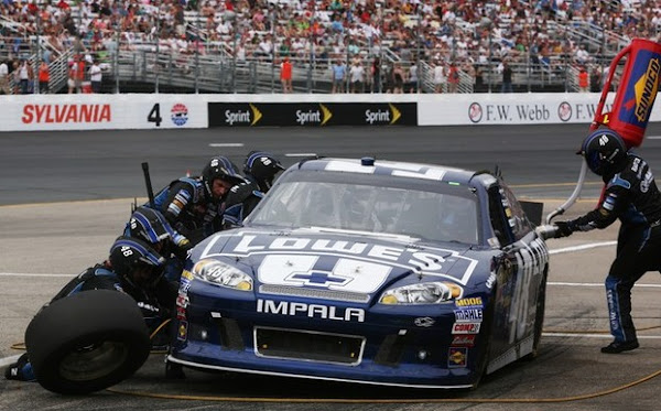 Sprint Cup Series - New Hampshire Motor Speedway #48 Jimmie Johnson