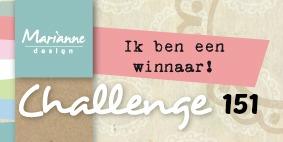 Challenge #151 gewonnen