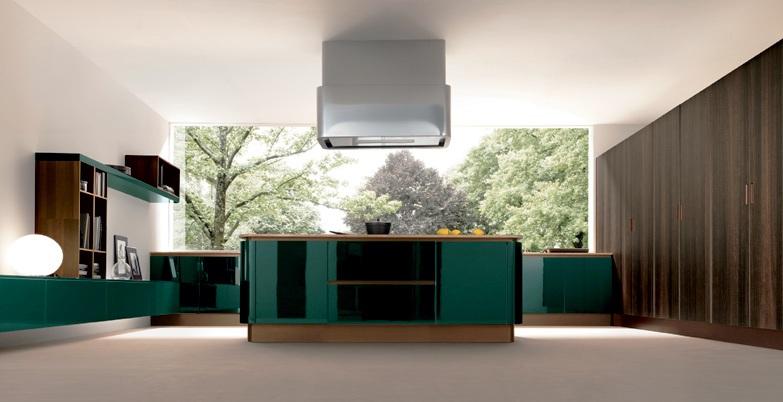 Baños Verde Esmeralda:febrero 2013 – Cocinas con estilo