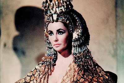 "A scene from ""Cleopatra"""