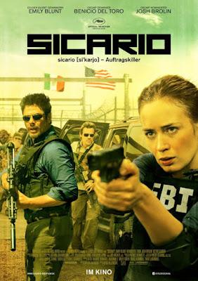 Sicario 2015 HDTS 300mb