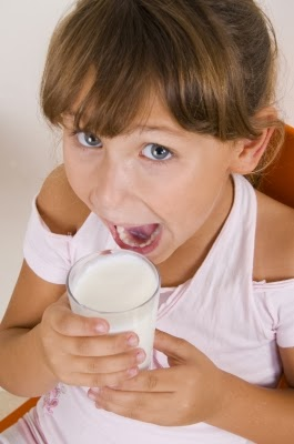 Can there be too much of a good thing when you are talking about little kids and cow's milk? A new study suggests there can.
