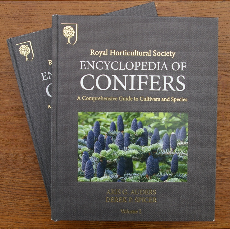 royal horticultural society encyclopedia of conifers a comprehensive guide to cultivars and species 2 vol set
