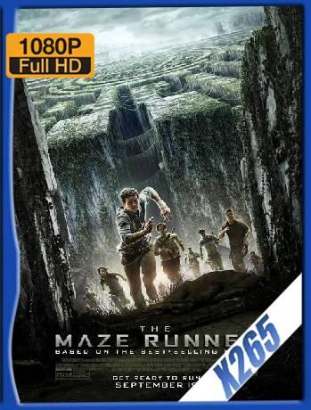 Maze Runner (2014) x265 [1080p] [Latino] [GoogleDrive] [RangerRojo]