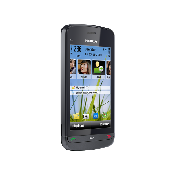 Nokia C5-03 Smartphone Price in India, Review, Features ...