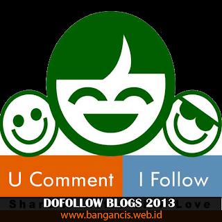 List Dofollow Blog Dengan CommentLuv 2013