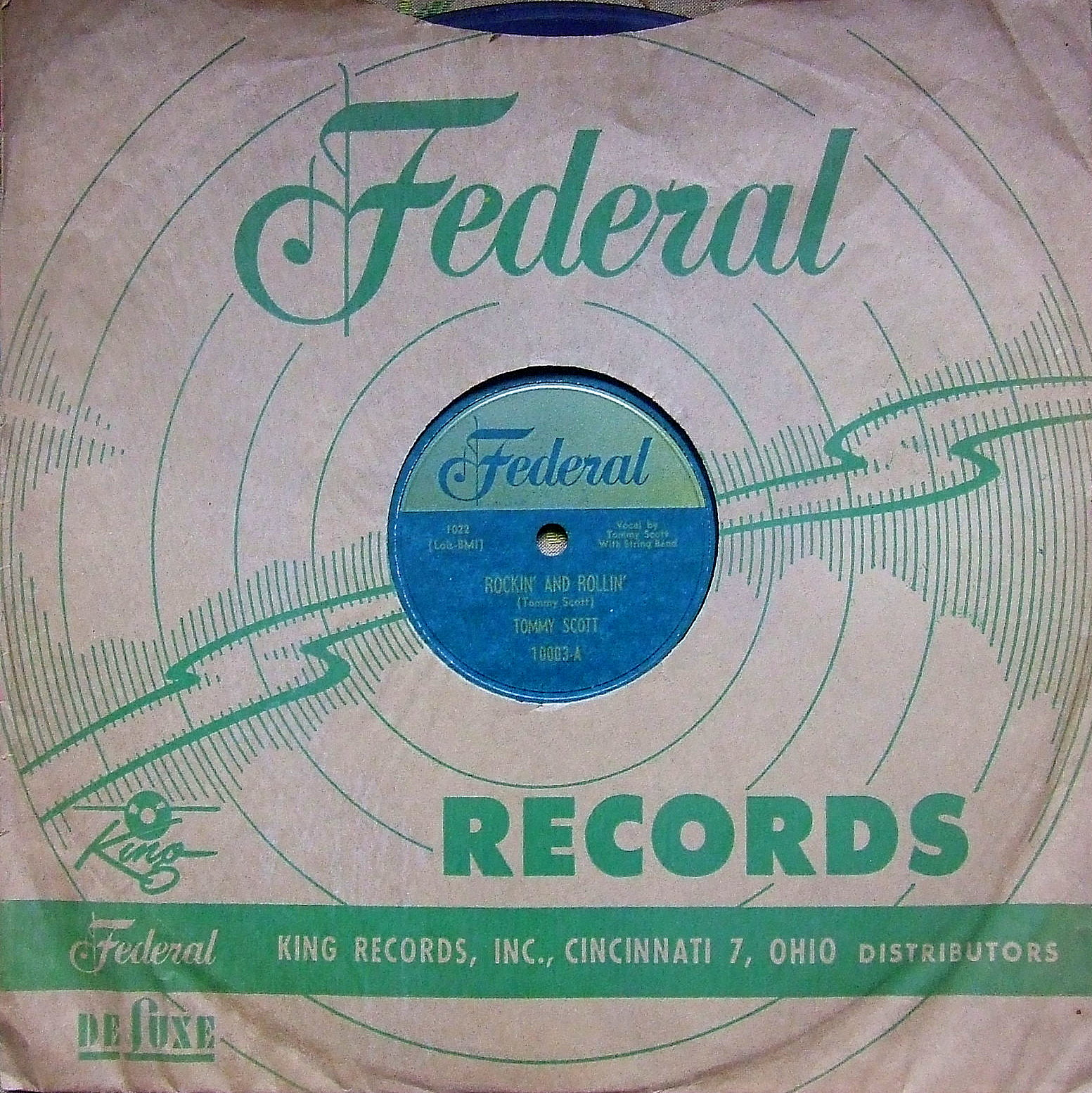 Federal Sleeve !