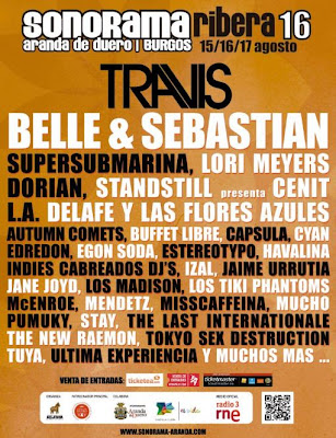 Festival Sonorama Ribera 16 (2013)