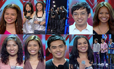 Talentadong Pinoy's New Born Diva Auditions for X Factor PH