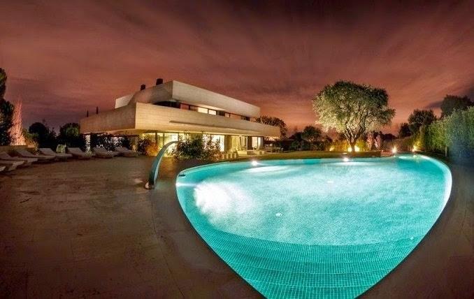 Las mejores 20 casas del ranking 2014 de arquitectura for Los mejores techos de casas