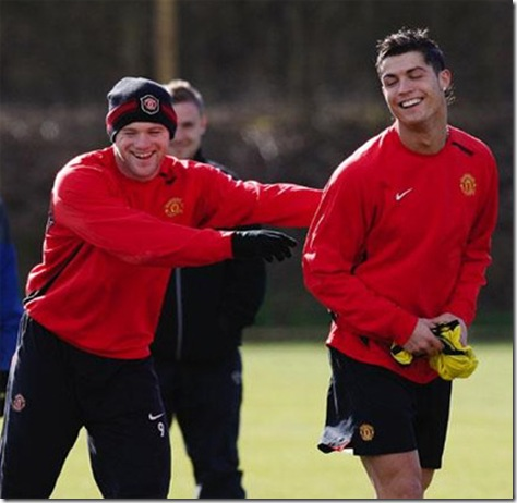 Cristiano Ronaldo Verses Wayne Mark Rooney 2011 2012 2013 goals record    Wayne Rooney And Cristiano Ronaldo Fight