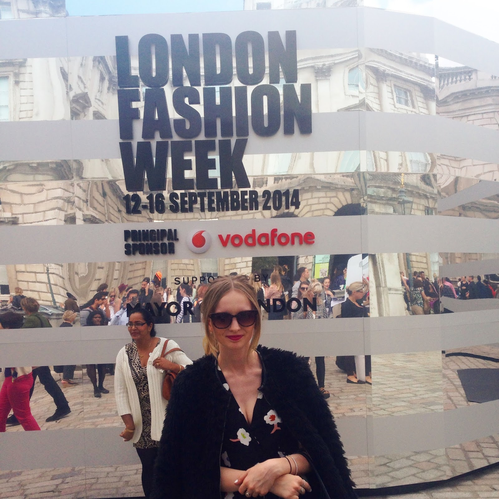 London Fashion week @ Somerset House