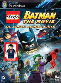 LEGO Batman 2 DC Super Heroes-RELOADED