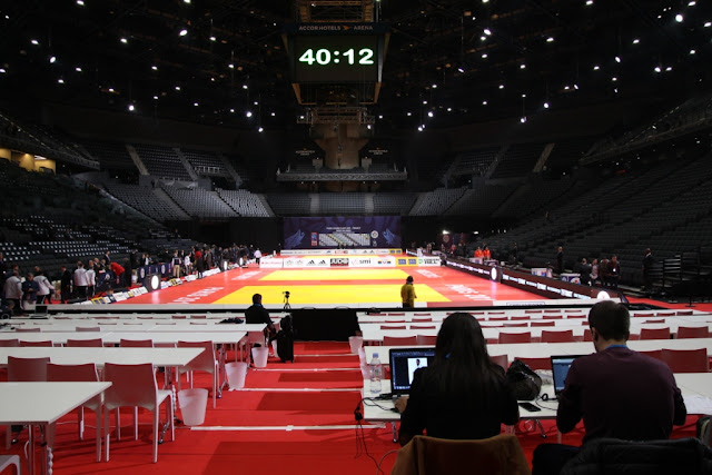 Grand Slam Paris - Judo - Cestquoitonkim