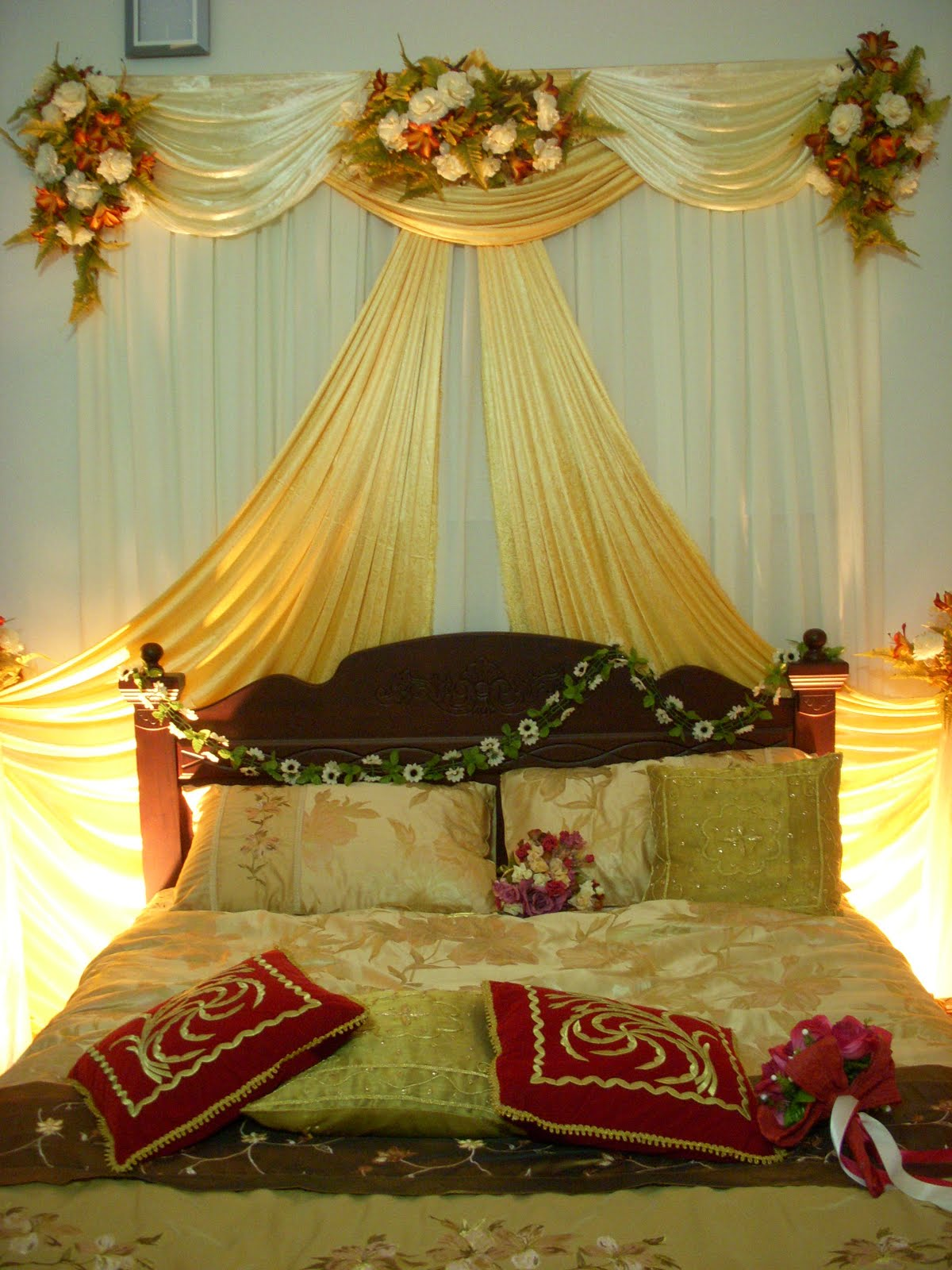 At home wedding decorations bridal room designs wedding Decoration for wedding room