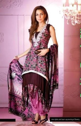 Firdous Lawn Collection 7