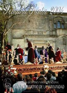 Cartel Semana Santa 2004