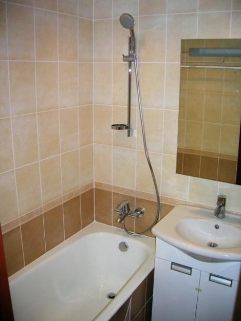 Бюджетный дизайн ванных комнат фото
