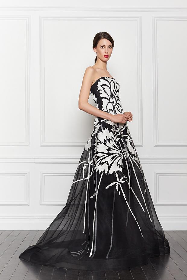 Fashion Runway | Carolina Herrera Pre-Autumn Fall 2013