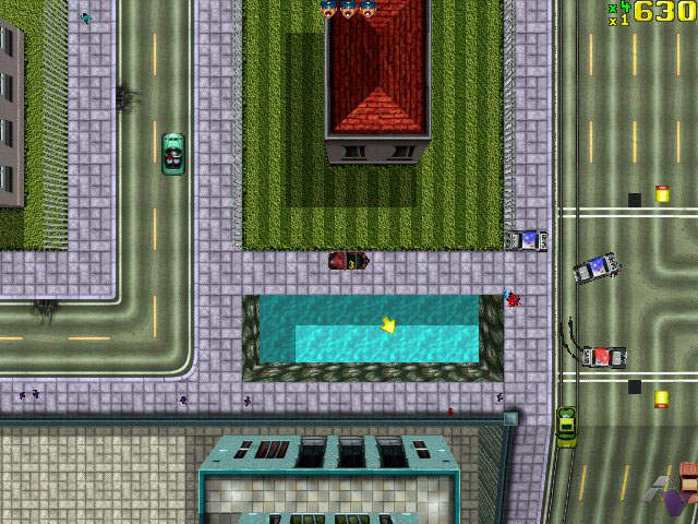 gta jogo Grand Theft Auto PC