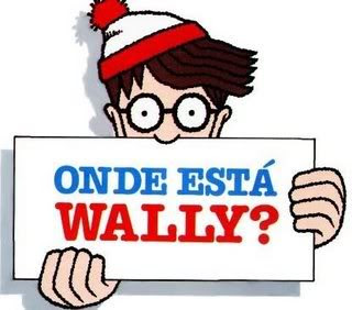 ... do Onde está o Wally?