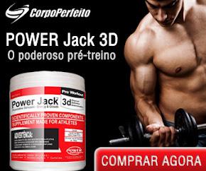 Benefícios - Power Jack 3D Suplementação de creatina e cafeína para atletas