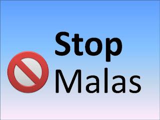 stop malas