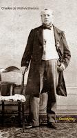 Publieke aannemer en meester-loodgieter Charles de Wulf 1802-1896.