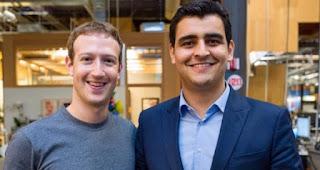 Fundador do Facebook elogia deputado federal alagoano