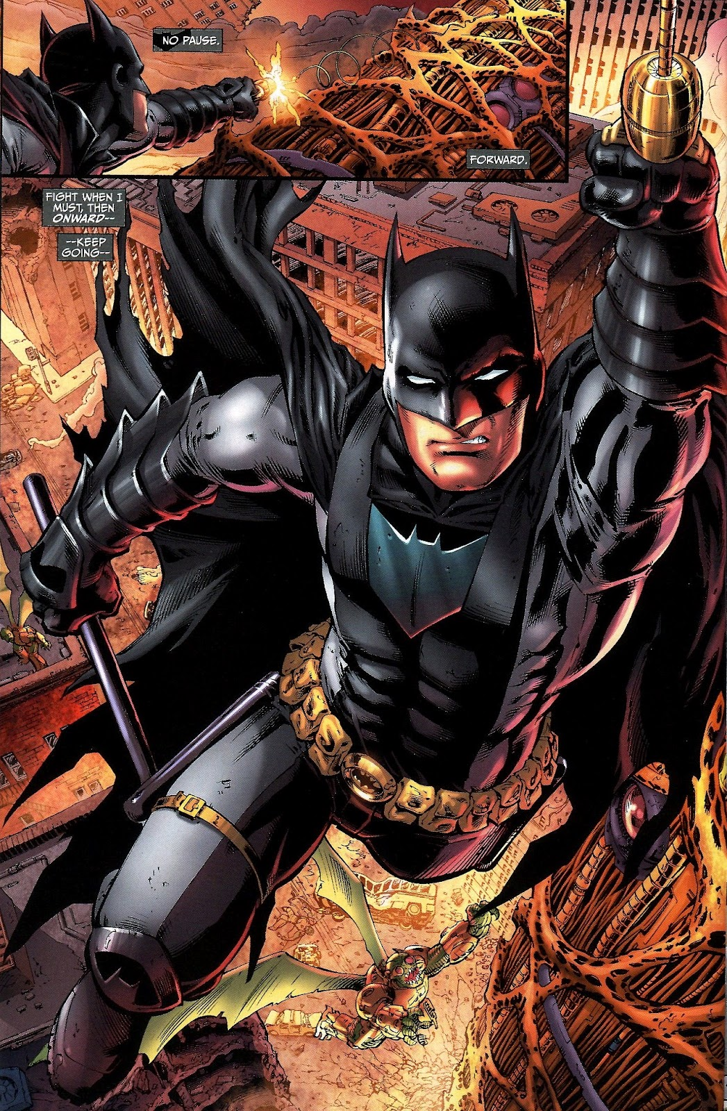 DC New 52 Earth 2 1