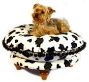 Tuffet for Your Muppet