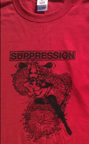 SUPPRESSION T-Shirt