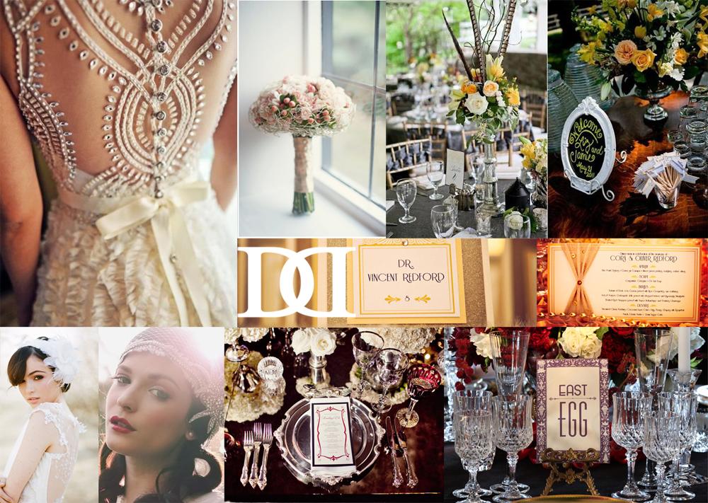 Matrimonio Tema Anni 20 : Weddings and dreams matrimonio a tema il grande gatsby e