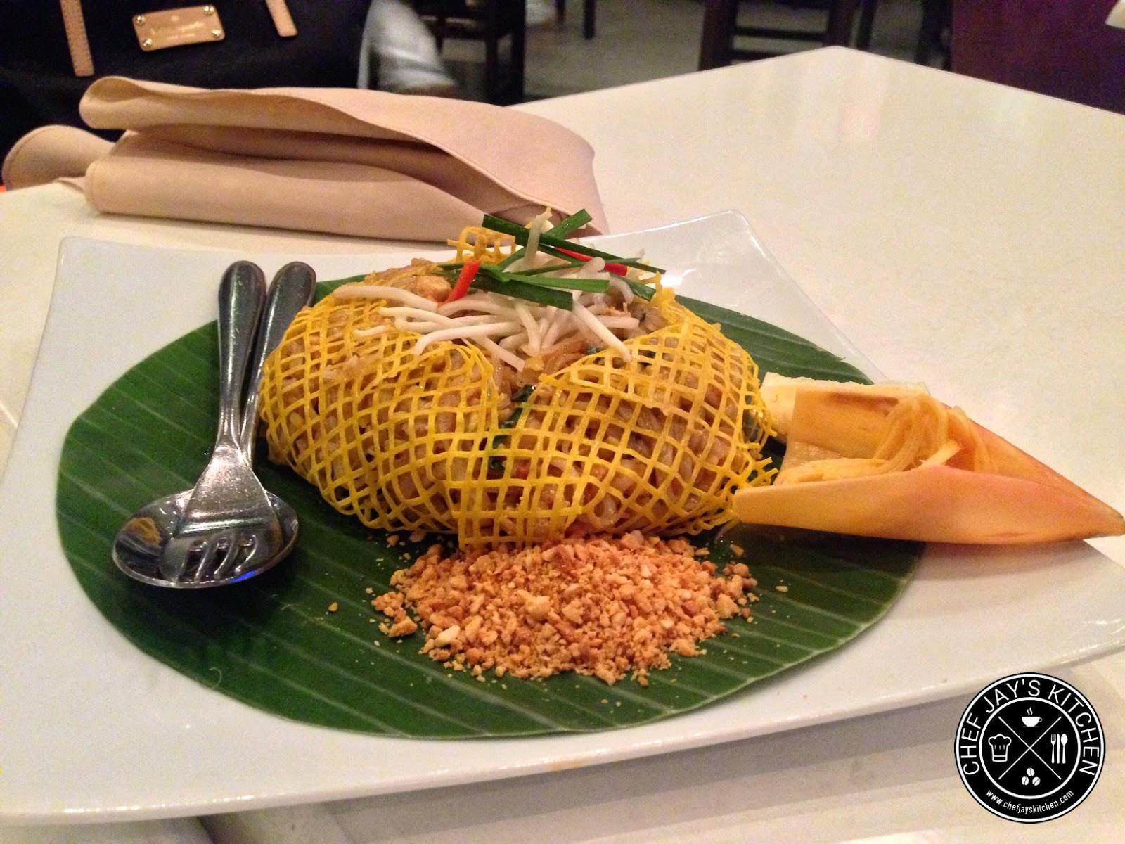 Silk Road Thai Restaurant - Pad Thai