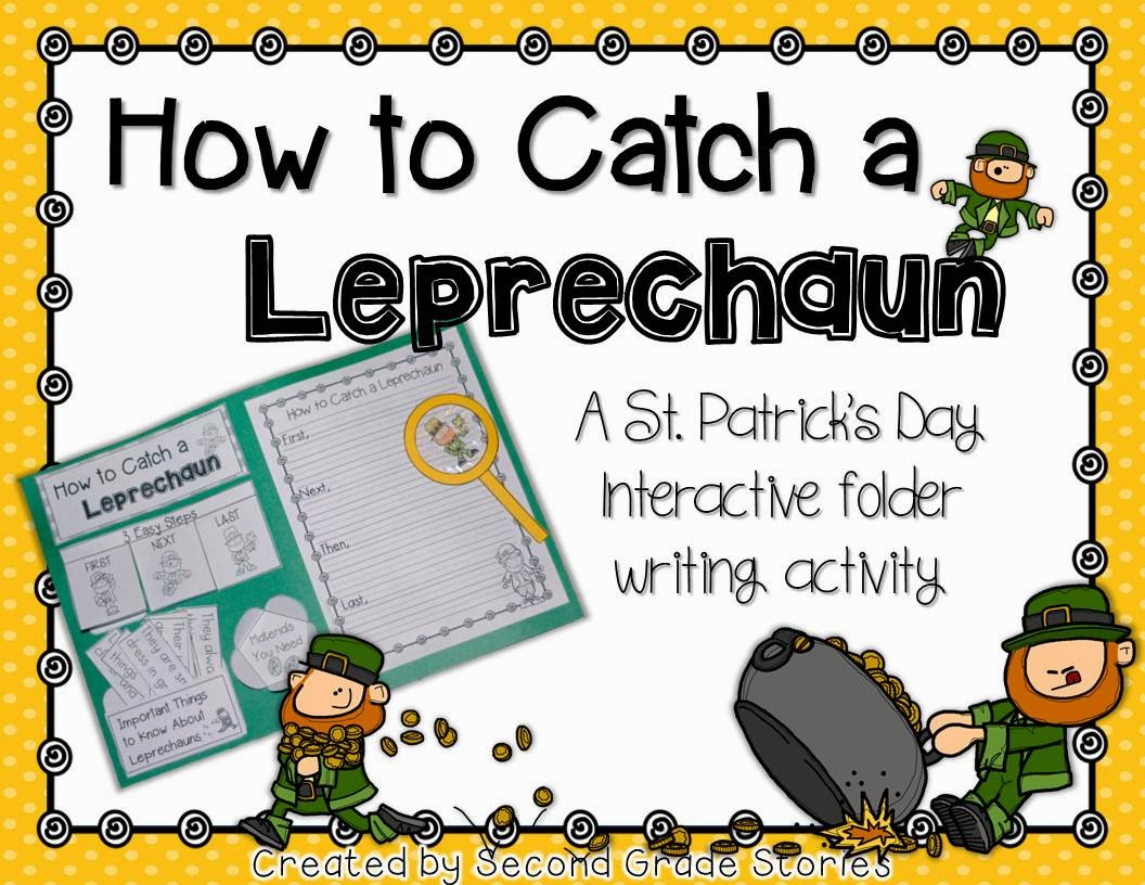 http://www.teacherspayteachers.com/Product/How-to-Catch-a-Leprechaun-a-mini-writing-unit-588330