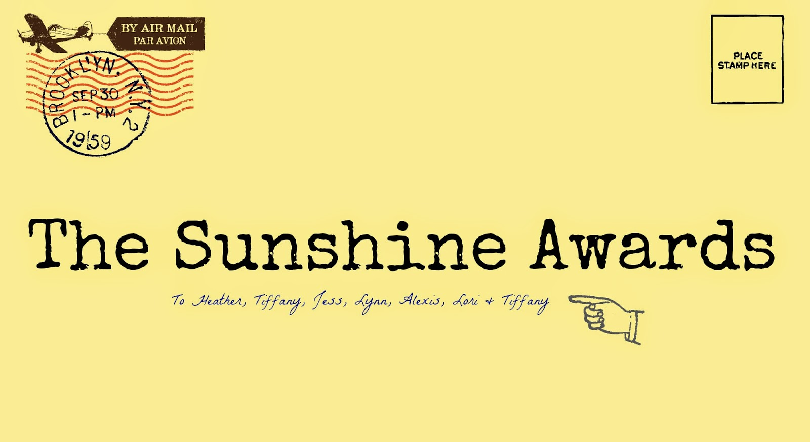 the Sunshine Award {AKA Me Answering Brooke's & Salma's Questions About Me}