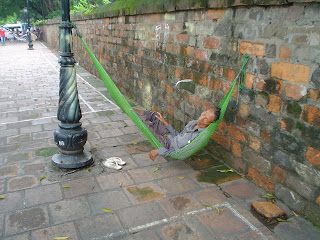 The siesta in Vietnam