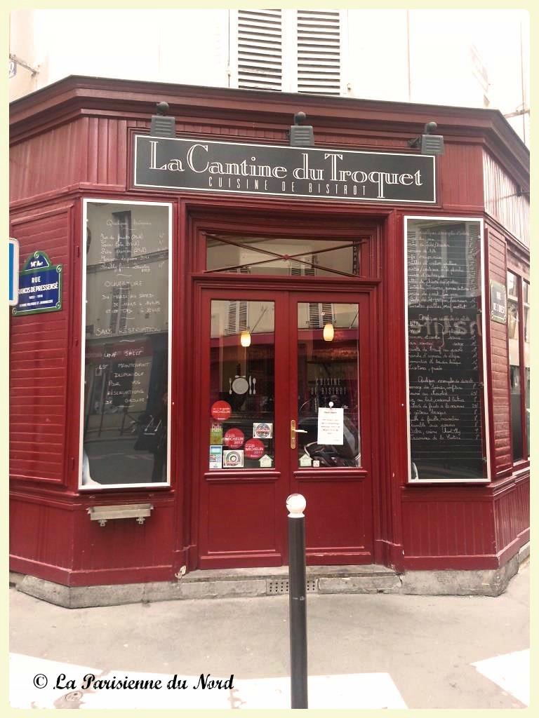 La cantine du troquet la parisienne du nord - La cantine du troquet rungis ...