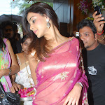 Genelia in Saree Latest Photo Stills
