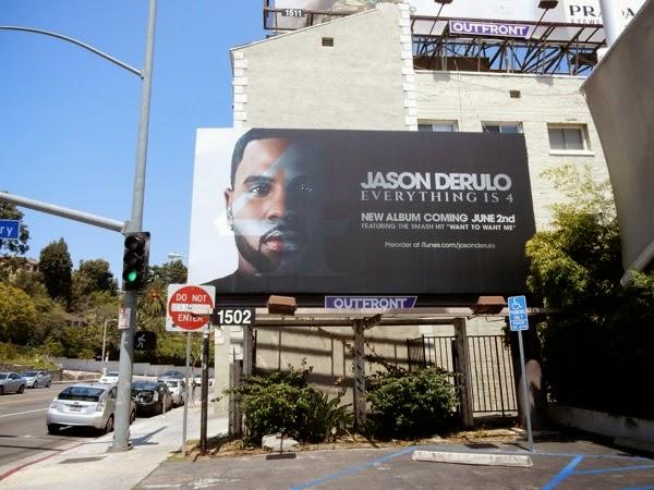 Jason Derulo Everything is 4 album billboard