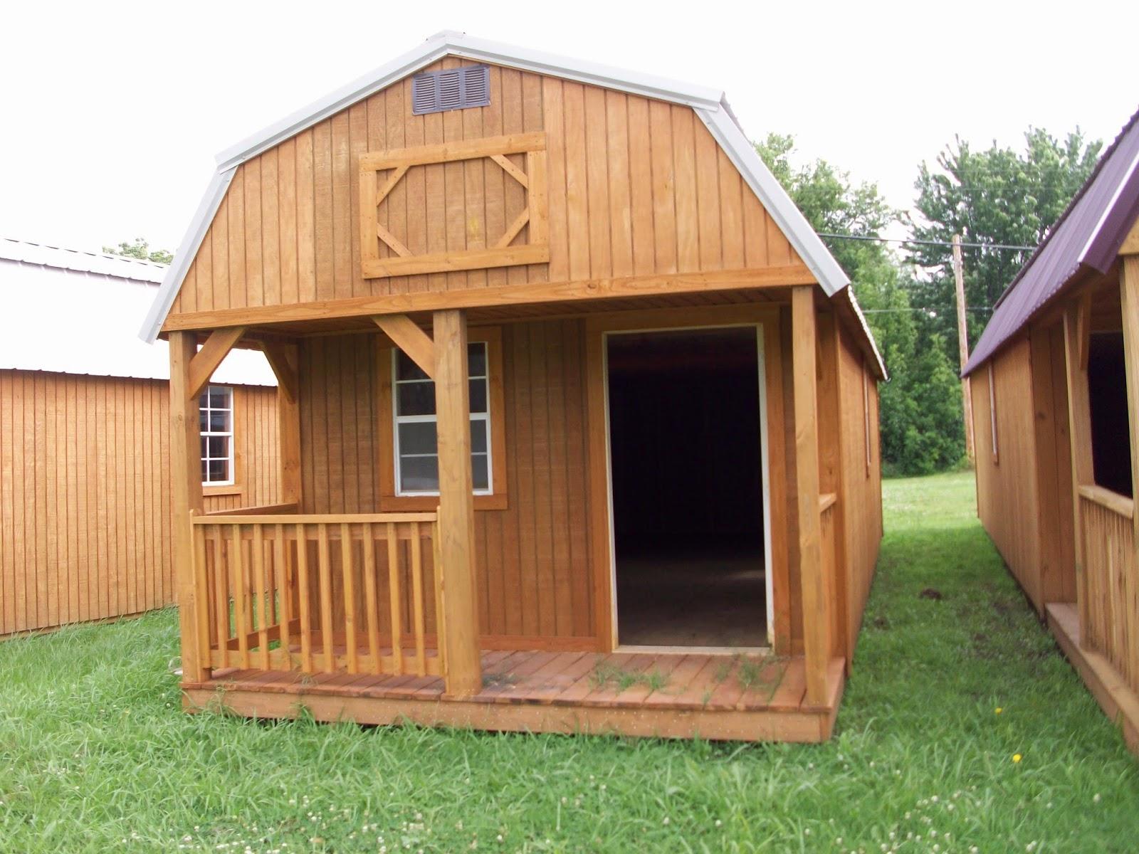 Tiny House Homestead: Meet the Shedroom