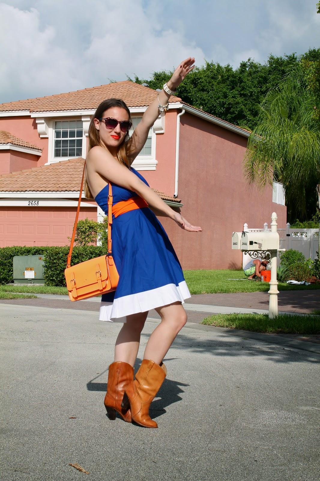 Natalie Kim, Kate Spade, consignment, Nordstrom, Brighton, classic, preppy, game day, college football, southern, feminine, Miami fashion blogger, Gator fashion, fashion, style