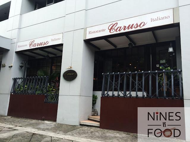 Nines vs. Food - Caruso Ristorante Italiano-1.jpg